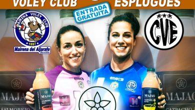 Photo of Mairena Vóley Club – CV Esplugues: Prueba de fuego contra un rival importante