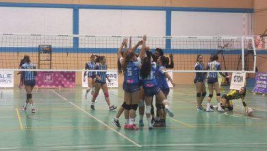 Photo of Mairena Vóley Club – CV Esplugues (3-1): Remontada de las Guerreras Azules para llevarse los tres puntos