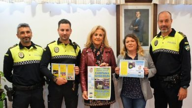 Photo of Castilleja de la Cuesta activa el Plan Navidad Segura de la Policía Local