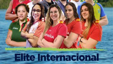 Photo of Paula Ruíz y María Claro en el Río Negro Challenge