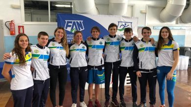 Photo of Gran actuación del Club Natación Mairena en la VI edición del Campeonato de Andalucía de Larga Distancia en Mijas
