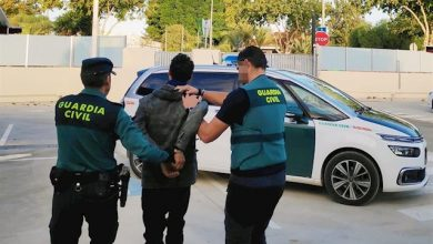 Photo of La Guardia Civil detiene a cuatro delincuentes especializados en robos con violencia e intimidación en domicilios