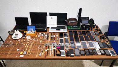 Photo of La Policía de San Juan expone cientos de artículos robados en el Aljarafe los próximos 6 y 7 de marzo