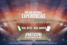 Photo of ¿Quieres ir gratis al Betis-Real Madrid del 8 de marzo?