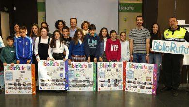 Photo of Crecen las 'Bibliorrutas' de los estudiantes en Mairena para seguir recuperando la calle