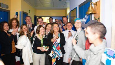 Photo of La Campana de los Sueños llega al Hospital Virgen del Rocío para dar esperanza