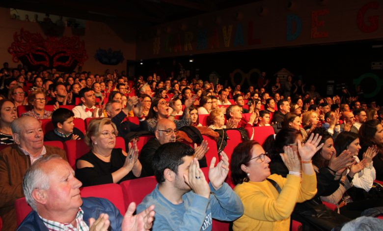 Photo of Las mejores agrupaciones  se dan cita este viernes en la  Gran Final del CECAG 2020