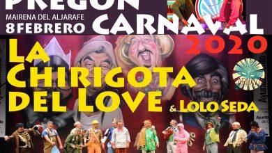 Photo of El Carnaval marca la agenda del fin de semana de Mairena del Aljarafe