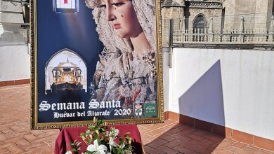 Photo of Las imágenes titulares de La Soledad y Santo Entierro de Cristo, protagonistas del cartel oficial de la Semana Santa 2020 de Huévar del Aljarafe