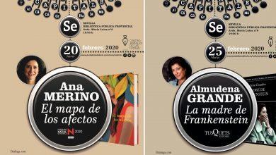 Photo of El Centro Andaluz de las Letras presenta las novelas de Ana Merino y Almudena Grandes en Sevilla