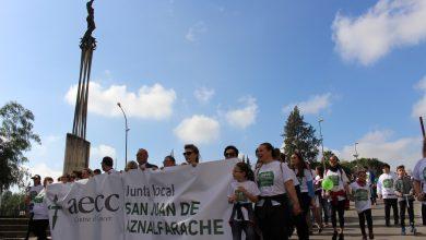 Photo of Más de 600 personas recorrieron San Juan en la II Marcha contra el Cáncer