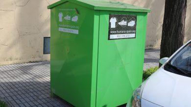 Photo of San Juan ahorra la emisión de 204 toneladas de CO2 reciclando más de 64.000 kilos de ropa