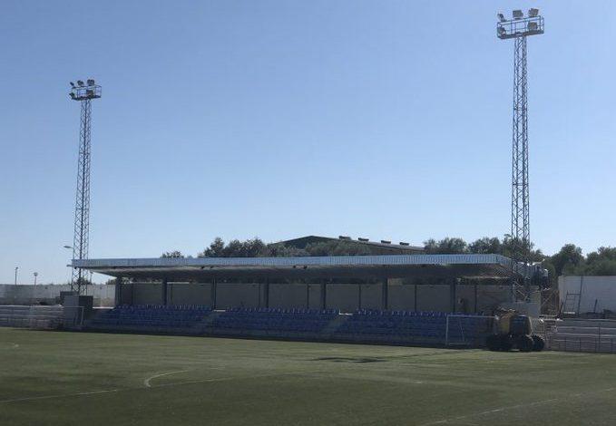 Photo of Saquean y destrozan el campo de fútbol del C.D. Salteras