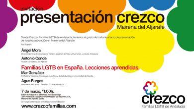 Photo of Crezco presenta este sábado su asociación en Mairena del Aljarafe