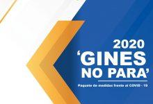 Photo of El Plan 'Gines no para'  movilizará numerosos recursos  para reactivar social y  económicamente a la localidad