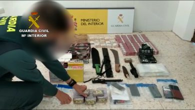 Photo of Detenidos tres varones por contrabando de tabaco y hachís en Pilas y Villamanrique