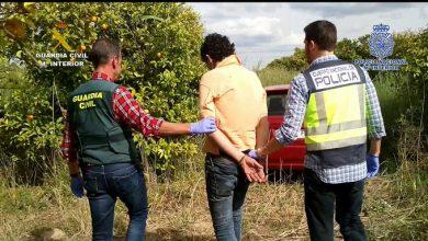 Photo of La Guardia Civil y la Policía Nacional detienen a un activo atracador de la provincia de Sevilla