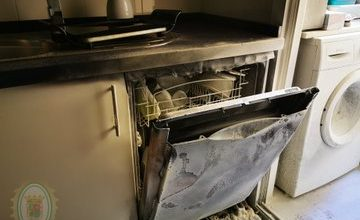 Photo of Una mujer afectada al incendiarse la cocina de una vivienda en San Juan de Aznalfarache