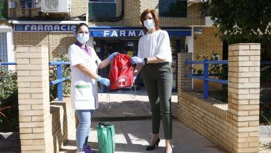 Photo of Mairena distribuye mascarillas homologadas a los mayores de 60