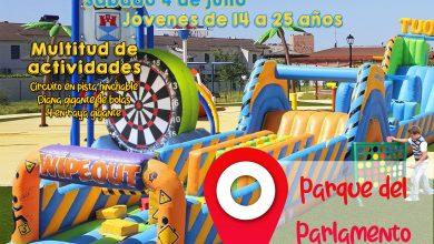 Photo of Un circuito juvenil con multijuegos inaugura el programa de actividades 'Sábado Joven' en Castilleja