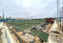 Photo of Comienzan las obras de remodelación del Estadio Nuevo San José de Gines