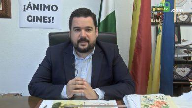 Photo of El Alcalde de Gines completa 100 días consecutivos informando sobre la pandemia a través de un vídeo diario