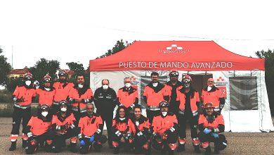 Photo of Más de 30 voluntarios de Protección Civil trabajan sin descanso los 90 días del Estado de Alarma