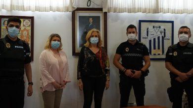 Photo of La Policía Local de Castilleja se refuerza con dos nuevos agentes