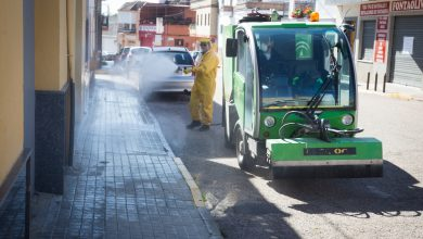 Photo of Mairena destina 700.000 euros de su presupuesto para un plan de desinfección y limpieza