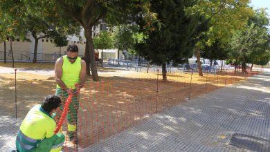 Photo of Renovación de los parques de Hermanas Mirabal de Mairena del Aljarafe