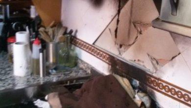 Photo of Trasladado al hospital con quemaduras en las manos por apagar el incendio de su cocina en San Juan