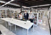 Photo of Reabre la biblioteca municipal de Tomares, un edificio del siglo XVII que aúna historia y modernidad