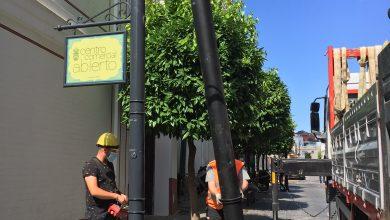 Photo of Tomares instala toldos para facilitar en verano el acceso a los comercios tradicionales