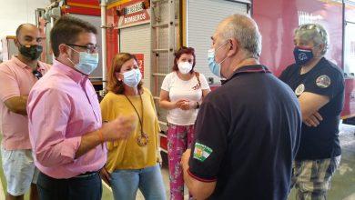 Photo of Ciudadanos denuncia la precariedad que sufren los bomberos de Sevilla