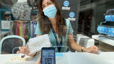 Photo of El Centro Comercial AireSur reparte más de 15.000 mascarillas gratis a sus clientes