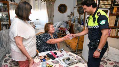 Photo of Tomares activa la campaña contra el calor para velar por los mayores