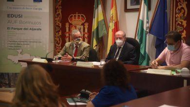 Photo of Bormujos liderará el Parque del Aljarafe con casi 13 millones para el desarrollo de la comarca