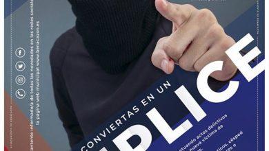 Photo of Benacazón lanza una campaña contra la compra de objetos robados