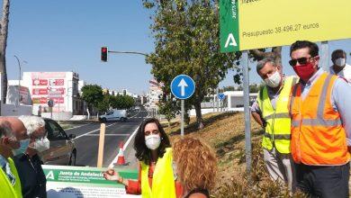 Photo of Culminan las obras de reparación de una vía en mal estado de Espartinas