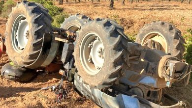 Photo of Fallece un tractorista en un olivar entre Espartias y Villanueva del Ariscal