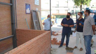 Photo of Las obras del nuevo ascensor del colegio Ángel Campano de Gines avanzan a buen ritmo