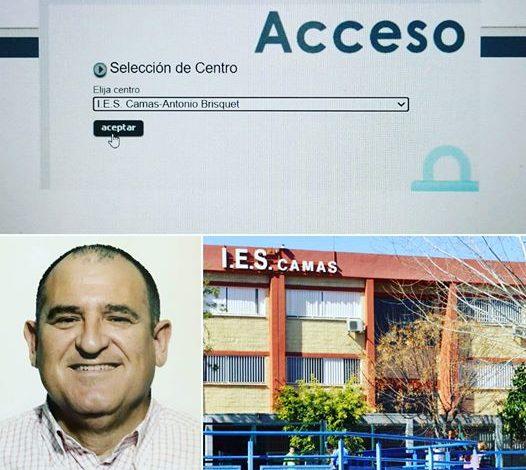 Photo of El IES Camas pasa a llamarse IES Antonio Brisquet