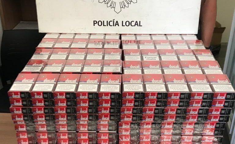 Photo of Intervenidas mil cajetillas de tabaco de contrabando en Tomares