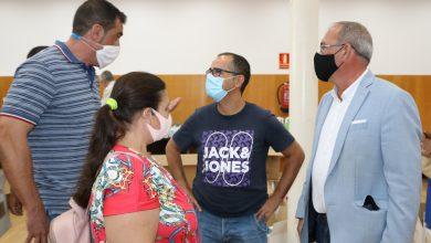 Photo of San Juan entrega el material de prevención a los centros escolares de la localidad
