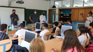 Photo of 1.700 escolares de Infantil y Primaria inician el curso de la «nueva normalidad» en los cinco colegios de San Juan