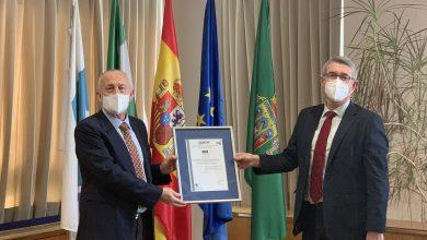 Photo of Aljarafesa, primera empresa del sector del agua a nivel nacional en certificar los protocolos COVID-19 por AENOR