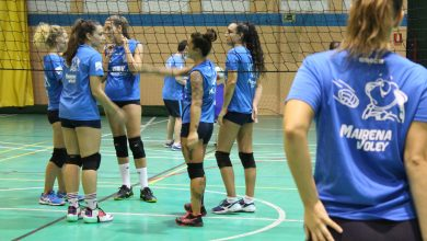 Photo of El Mairena Voley comienza los entrenamientos