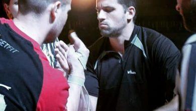 Photo of Un joven aljarafeño se prepara para el Campeonato Nacional de Lucha de Brazos