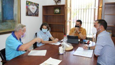 Photo of Reunión de coordinación entre el Ayuntamiento de Gines, el Centro de Salud y el IES El Majuelo con vistas al nuevo curso