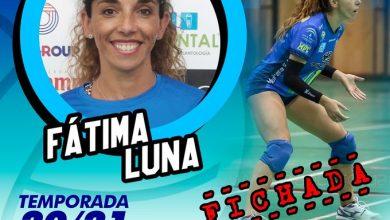 Photo of Fátima Luna vuelve al Mairena Voley por la puerta grande